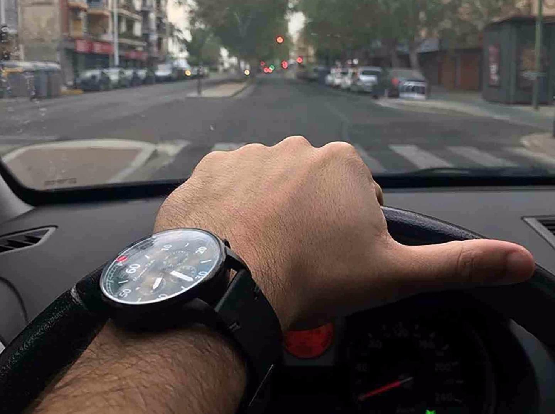 Reloj y Prisa - Serendipia por SergioMiramos